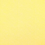 Bombaž, poplin, pike, 17876-4, rumena