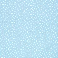Pamuk, popelin, geometrijski, 17881-1, plava