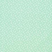 Pamuk, popelin, geometrijski, 17881-5, mint