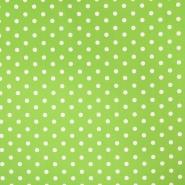 Bombaž, poplin, pike, 17952-008, zelena