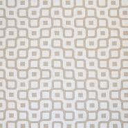 Deko, tisk, geometrijski, 17886-051