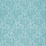 Čipka, elastična, 17903-024, mint