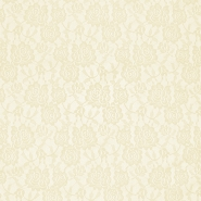 Čipka, elastična, 17903-031, vanilija