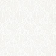 Čipka, elastična, 17903-051, off bela