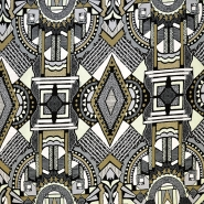 Jersey, viskoza, geometrijski, 17907-027