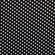 Jersey, viskoza, pike, 17908-069, črna