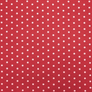 Deko, tisk, pike, 17979-10, rdeča