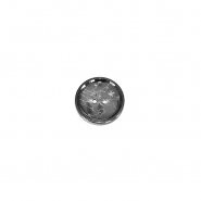 Gumb, kostimski, 20mm, 18028-034, srebrna