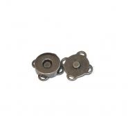 Magnetni pritiskač, 18039-105, srebrno črna