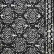 Pletivo, poliester, geometrijski, 18052-852