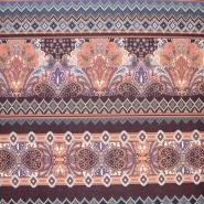 Pletivo, poliester, ornamentni, 18080-1