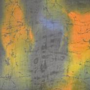 Svila. šifon, abstrakten, 18084-22