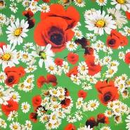 Svila, saten, cvetlični, 18094-133