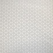 Deko žakard, obojestranski, geometrijski, 18110-1, bež