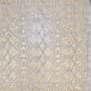 Bleščice na mrežici, 18129-26, zlata