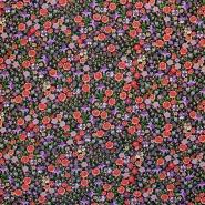 Wirkware, dünn, floral, 18131-25 - Bema Stoffe