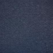 Pletivo tanjše, bombaž, 18131-31, modra