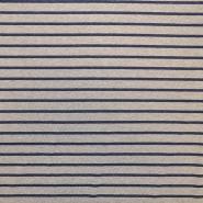 Jersey, viskoza, črte, 18133-15