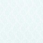 Čipka, elastična, cvetlični, 18132-25, svetlo modra