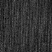 Volna, ribja kost, 18148, sivo črna