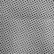 Umetno usnje Cancun, 18176, črno bel