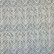 Saten, bombaž, geometrijski, 18159-03