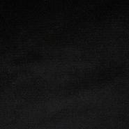 Žamet, gladek, 18196, črna