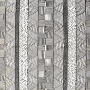 Deko, tisk, abstraktni, 18212-99