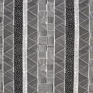 Deko, tisk, abstraktni, 18213-99