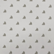 Jersey, organski pamuk, morski, 18183-22, siva