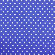 Jersey, bombaž, pike, 18217-199, modra