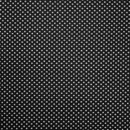 Jersey, bombaž, pike, 18216-20, črna