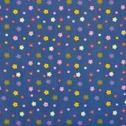 Jeans, srajčni, cvetlični, 17601-215