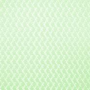 Spitze, geometrisch, 17930-022, mintgrün