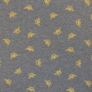 Jersey, živalski, 18240-577, siva