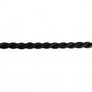 Schnur, 10mm, 18255-2000, scwarz