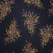 Tkanina, viskoza, cvetlični, 18162-15