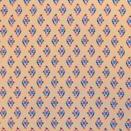 Tkanina, viskoza, geometrijski, 18162-38