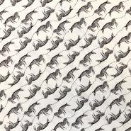 Tkanina, viskoza, živalski, 18162-48