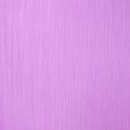 Šifon, plise, 15533-012, lavanda