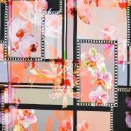 Jersey, viskoza, digital, cvetlični, 18271-15