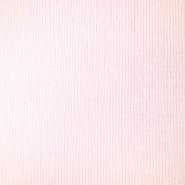 Bombaž, poplin, črte, 18280-6, roza