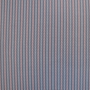 Jersey, bombaž, geometrijski, 18285-011, siva