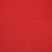 Bombaž, kanvas, 18286-015, rdeča