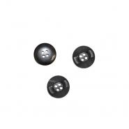 Gumb, kostimski 28, 18266-002, crna