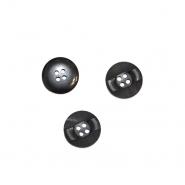 Gumb, kostimski 36, 18267-002, črna