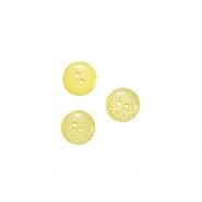 Gumb, kostimski 24, 18337-010, žuta