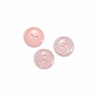Gumb, kostimski 32, 18338-003, ružičasta