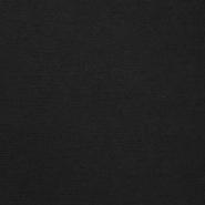 Deko, bombaž, Loneta, 18364-801, črna