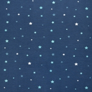 Jersey, bombaž, zvezdice, 17473-022